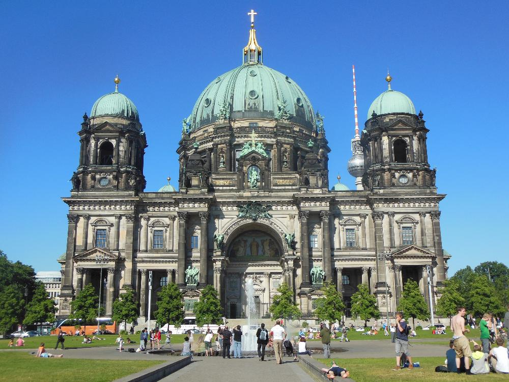Cassell Berlin Cathedral
